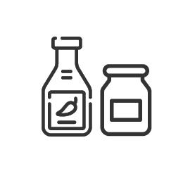 Mojos, almogrotes y salsas / Mojos